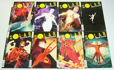 Solar: Man of the Atom #1-12 VF/NM complete series - all main covers set lot