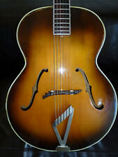 1941 Gretsch archtop acoustic Guitar