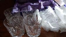 Clear Retro Crystal & Cut Glass