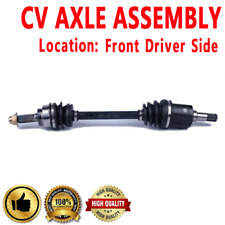 Front Driver Side Left CV Axle Drive Shaft ASSEMBLY For FORD FESTIVA 1988-1993