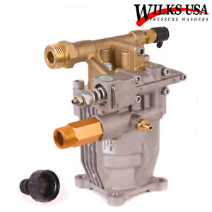 Himore Pressure Washer Pump for 6.5Hp to 8.5Hp Petrol Engine (3700PSI - 4000PSI)
