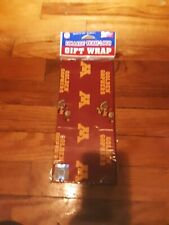 University of Minnesota Gift Wrap