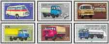 Timbres Véhicules Camions Allemagne RDA 2393/8 ** lot 16551