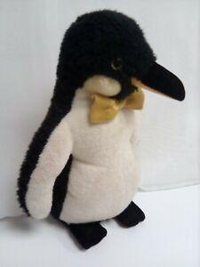 Merrythought Penguin - Vintage