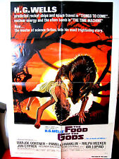 The Food of the Gods VG.Orig.US 27x41 film poster Marjoe Gortner Pamela Franklin
