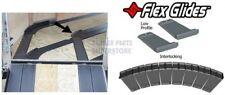Caliber 13342 Low Profile Flex Glides Track Kit 8 PC Kit Turn sled off Trailer