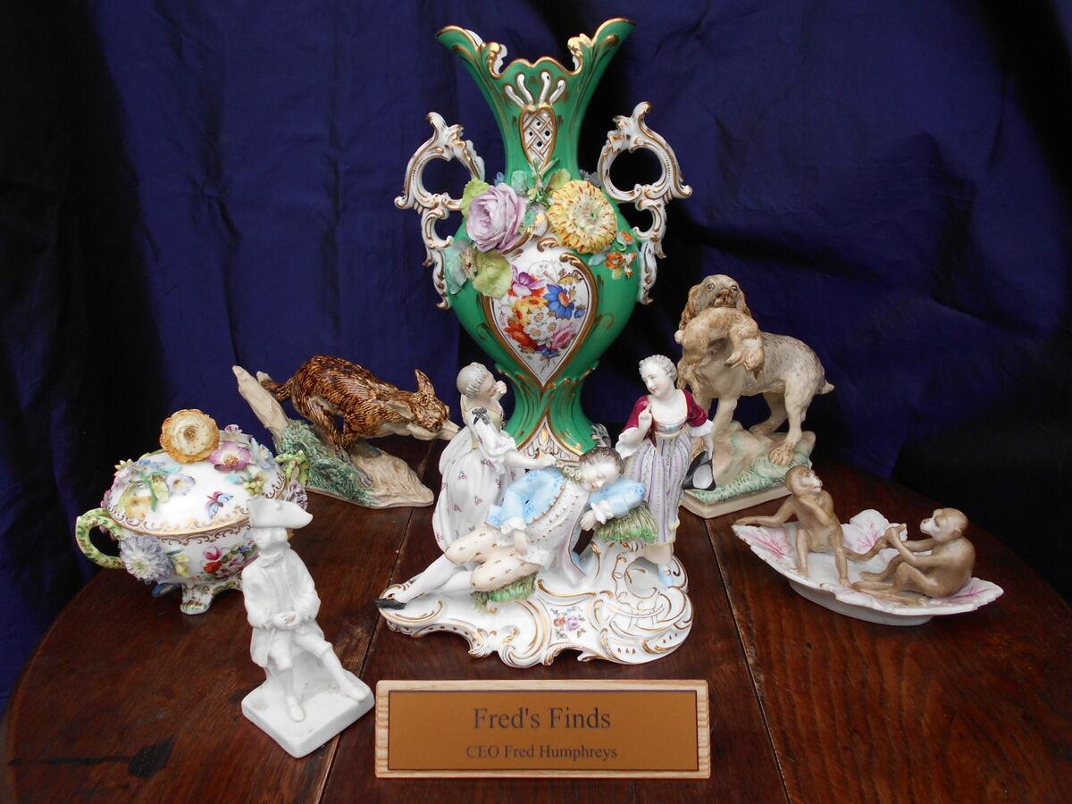 freds ceramic finds
