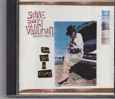 Stevie Ray Vaughan-The Sky Is Crying cd album