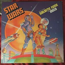 Meco~Music Inspired By Star Wars & Other Galactic Funk~1977 Millennium Stereo LP