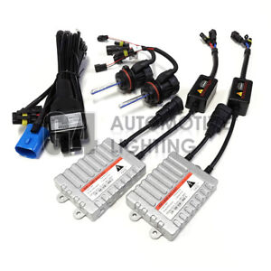 HID Bi-XENON HB5 9007 H/L 55W AC Ballast Digital Headlight Kit 4K 6K 8K 10K 12K