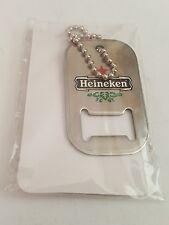 heineken bottle opener with chain