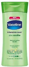 Vaseline Intensive Care Aloe Soothe Non-Greasy Lotion 10 oz