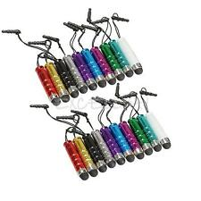 20Pcs Mini Stylus Touch Screen Pen for iPhone iPod Touch iPad Tablet Smartphone