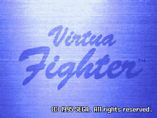 Virtua Fighter - Sega Genesis 32X Game Only