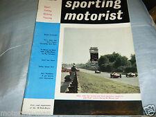 Stirling Moss Cooper gana italiano Grand Prix 1959 Phil Hill Dan Gurney Brabham