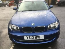 "L@@K 2010*BMW 116i SPORT * ""10"" REG*SPARES OR REPAIRS*NON RUNNER*VERY LOW MILES"