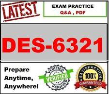 DES-6321 EMC Specialist Implementation Engineer VxRail Appliance Exam Practice