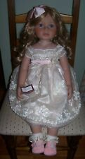 """""""PEARLS, LACE & GRACE"""" - SO TRULY REAL CHILD DOLL - 28"""" HEIGHT"""