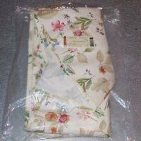 Longaberger Botanical Fields HOUSEKEEPER Basket Liner... RARE  ~ New in Bag!