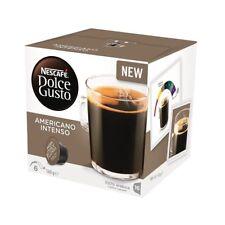 Nescafe Dolce Gusto Americano Intenso Coffee Capsules