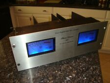 Phase Linear 400 Amplifier - Early model w/ Speaker Protection and LED's!