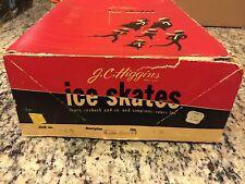 New listing J.C. Higgins Men'S Size 9 Ice Skates Figure Skating Hockey Vintage Retro Holiday