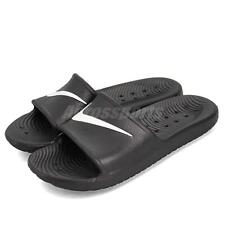 3294c8d2ceae2 Nike Men s Kawa Shower Black white Sandal 8 Men US