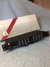 Kramer Vertical Interval 4x4 Matrix Audio Video Switcher