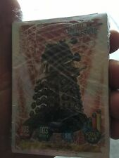 Panini Doctor Who Alien Army Dalek Limited Edition  Limited
