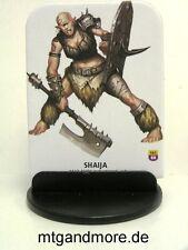 Pathfinder Battles Pawns / Tokens - #088Shaija - Skull & Shackles