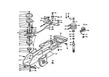 Keilriemen für Balkenmäher BM 5001R für Motor original Alko