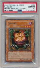 Sangan - MRD-069 - PSA GEM MT 10 - Rare 1st Ed (MRD) 6052 Yugioh Card 3Q6