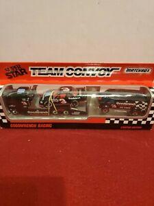 Matchbox Super Star Team Convoy #3 Dale Earnhardt 1991 National Champion.