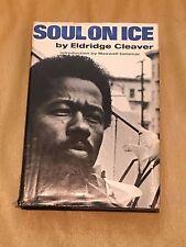 Eldridge Cleaver SOUL ON ICE 1st Ed / 9th Black Activist Rights Literature