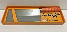 "Chinese Cleaver Professional Asian Knife 11.5"" x 3.5"" with Wood handle - Jin Lin"