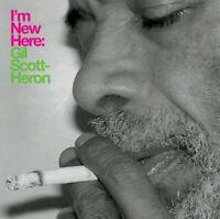 Gil Scott Heron - I'm New Here - Gil Scott Heron CD 4GVG The Fast Free Shipping