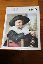Masters Knowledge Publications No 5 Frans Hals Glossy Artist History Art Painter