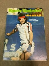 FM1-80 Sports Illustrated Magazine 12-18-1978 John McEnroe Tennis