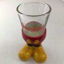 Disneyland Resort Mickey Mouse pants feet shot glass