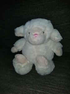 "First Impressions Macy's Lamb Sheep 13"" Plush Toy t9"