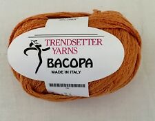 Trendsetter Yarns - BACOPA - Bulky weight ribbon yarn color 766 Suntan