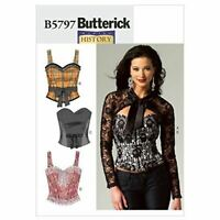 Butterick Sewing pattern 5797 Misses Corset Sash Shrug Size 6-14 Uncut