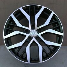 "17"" Wheels VW GOLF MK5 MK6 CC JETTA PASSAT GTI EOS 17x7.5 5x112 +45 (Rims Set 4)"