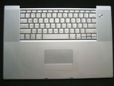 """Powerbook G4 17"""" Palmrest Top Keyboard Trackpad A1013 A1052 A1085 613-5606-02"""