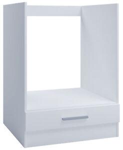Ofenschrank Backofenschrank Herdschrank 23 5/8in White Base Cabinet Oven Module