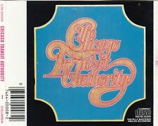 Chicago - Chicago Transit Authority CD 1990 EARLY JAPAN PRESS CGK 00008