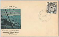 POLAR Antarctic -  POSTAL HISTORY : FDC COVER  - AUSTRALIA 1954 - Penguins Seals