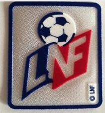 Patch France LNF Ligue 1 maillots de foot OM PSG Lyon Monaco 98/99 a 01/02
