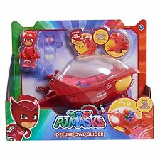 Just Play PJ Masks Deluxe Owlette Mobile Vehicle