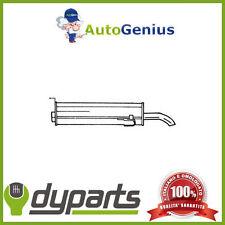 Marmitta Silenziatore posteriore PEUGEOT 307 1.6 16V 00> 45600